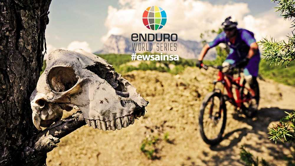 Enduro World Series Ainsa, Zona Zero.