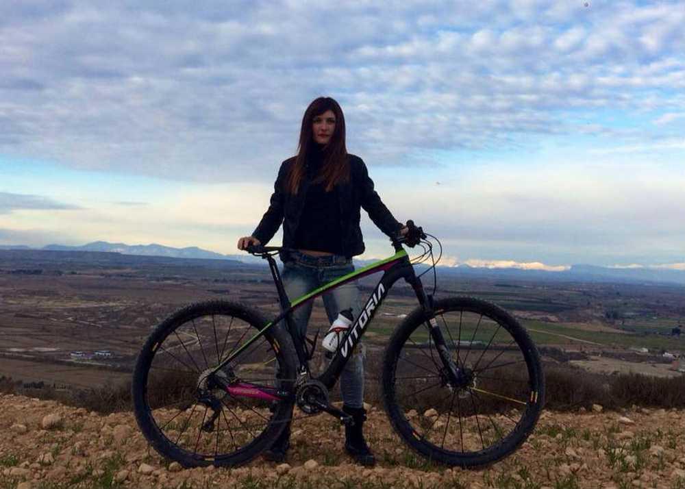 Clara Pirla Iberobike Vitoria Bikes by Atika Sport