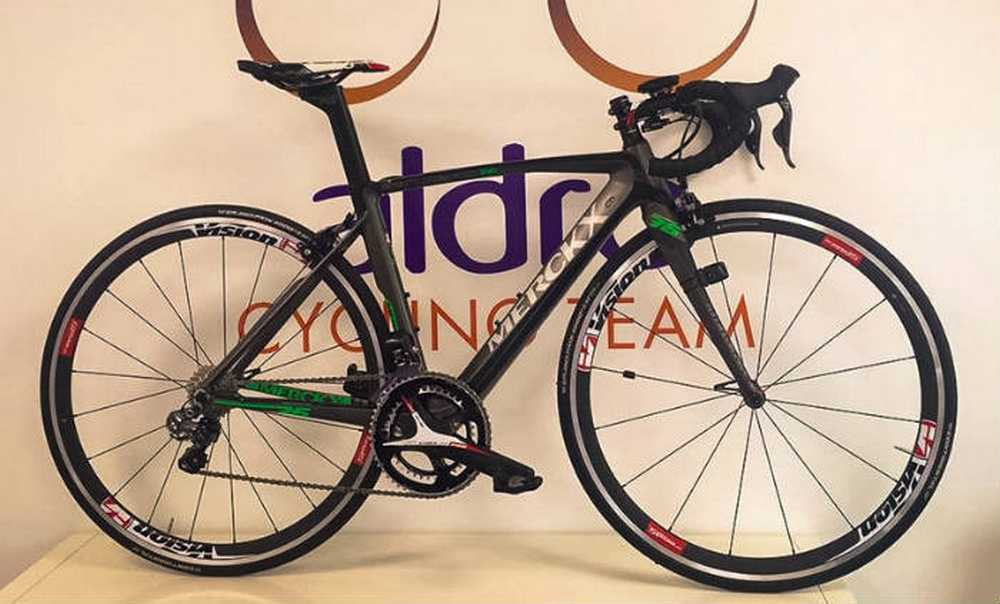 EDDY MERCKX Cycles vuelve a España de la mano de Sportmed