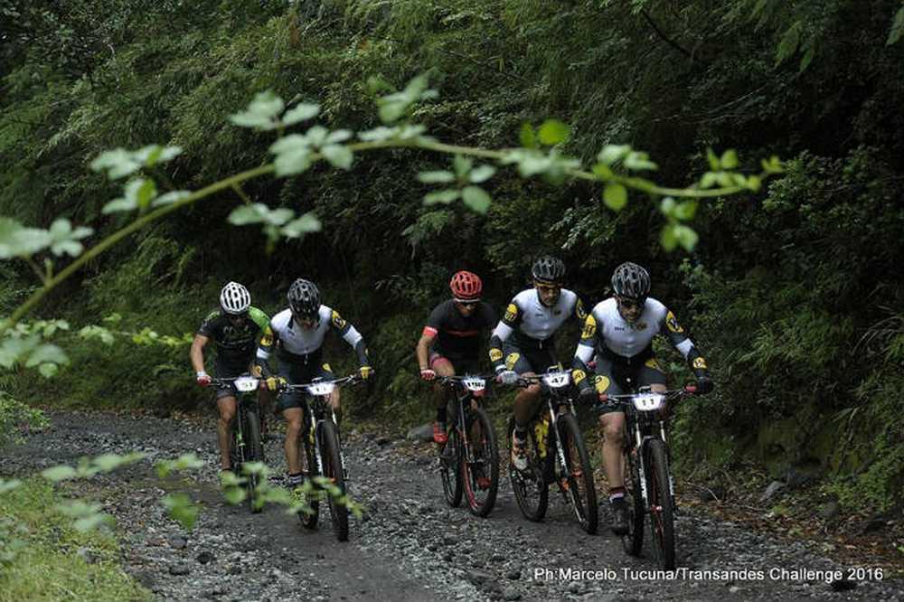 El BUFF® se impone en dúo y 2º en individual de la Trans Andes Challenge 2016