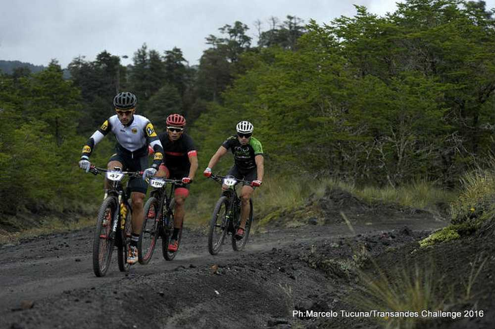 El equipo BUFF® Trans Andes Challenge 2016