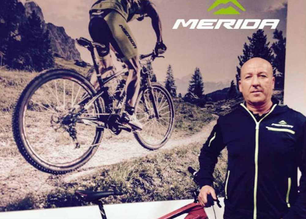 Gabriel Bazaga nuevo jefe de ventas de Merida Bikes para España y Portugal