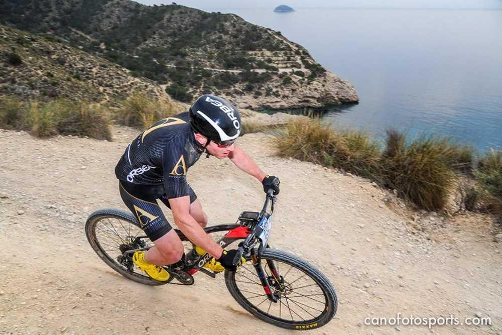 Ibon Zugasti Costa Blanca Bike Race
