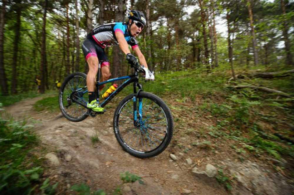 "Milton Ramos ""!La Andalucía Bike Race es caviar!"""
