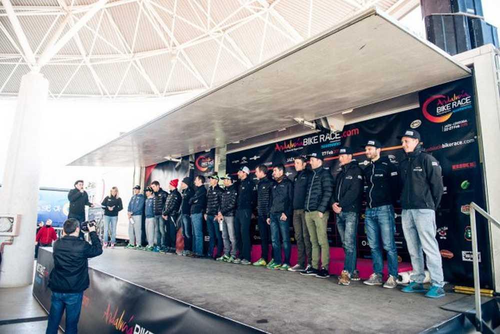 Plantel de lujo para la Andalucia Bike Race presented by Shimano 2016