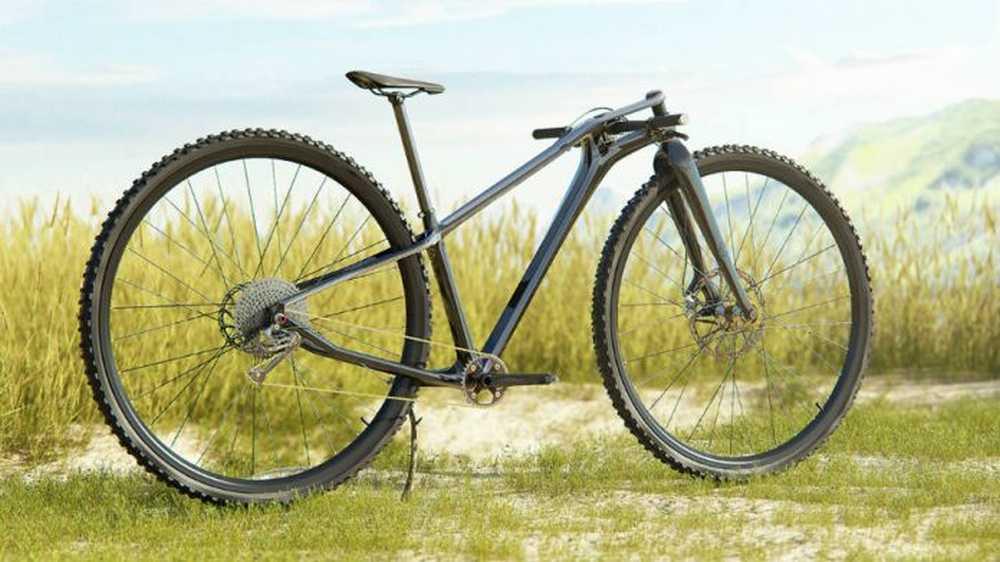 Ridiculous XC Bike - Interpolate 39