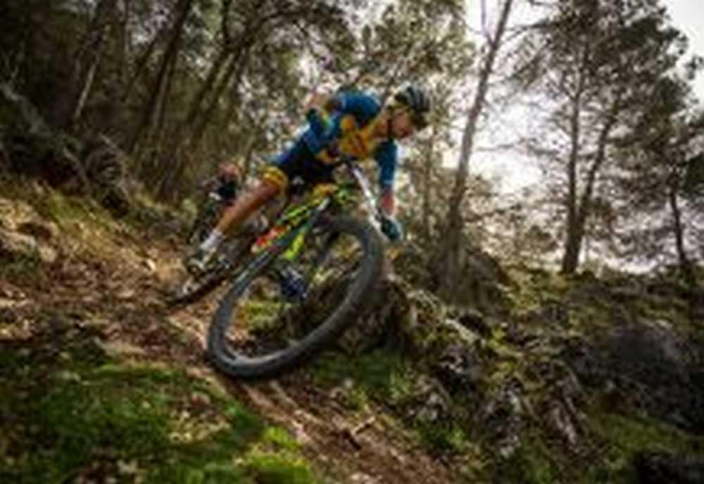 Segunda etapa andalucia bike race 2016