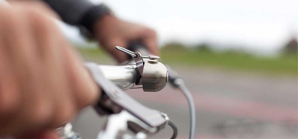 timbre para bicicleta