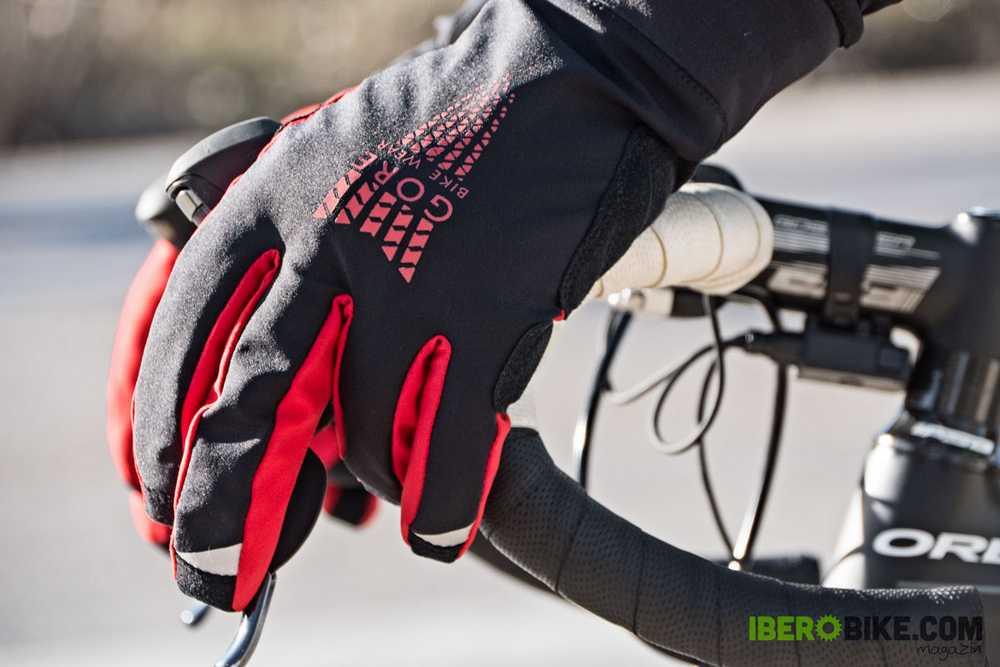 guantes de invierno Gore Bike Wear