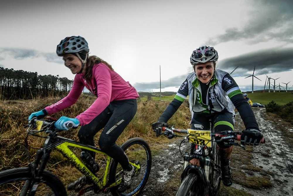 Crónica Viveiro Bike Extreme 2016 por Silvia Blanco ( Saracen - Iberobike)