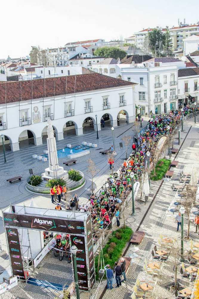 Algarve Bike Challenge 2016 3ª etapa salida Open Race