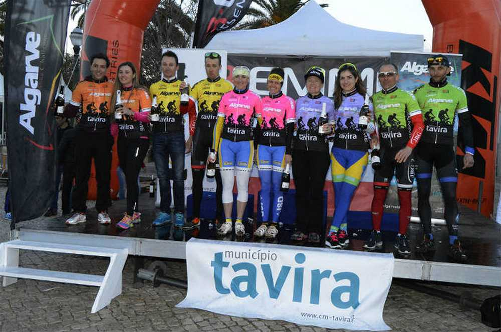 Algarve Bike Challenge 2016 podio final UCi Open