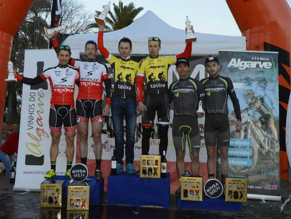 Algarve Bike Challenge 2016 podio final UCi men