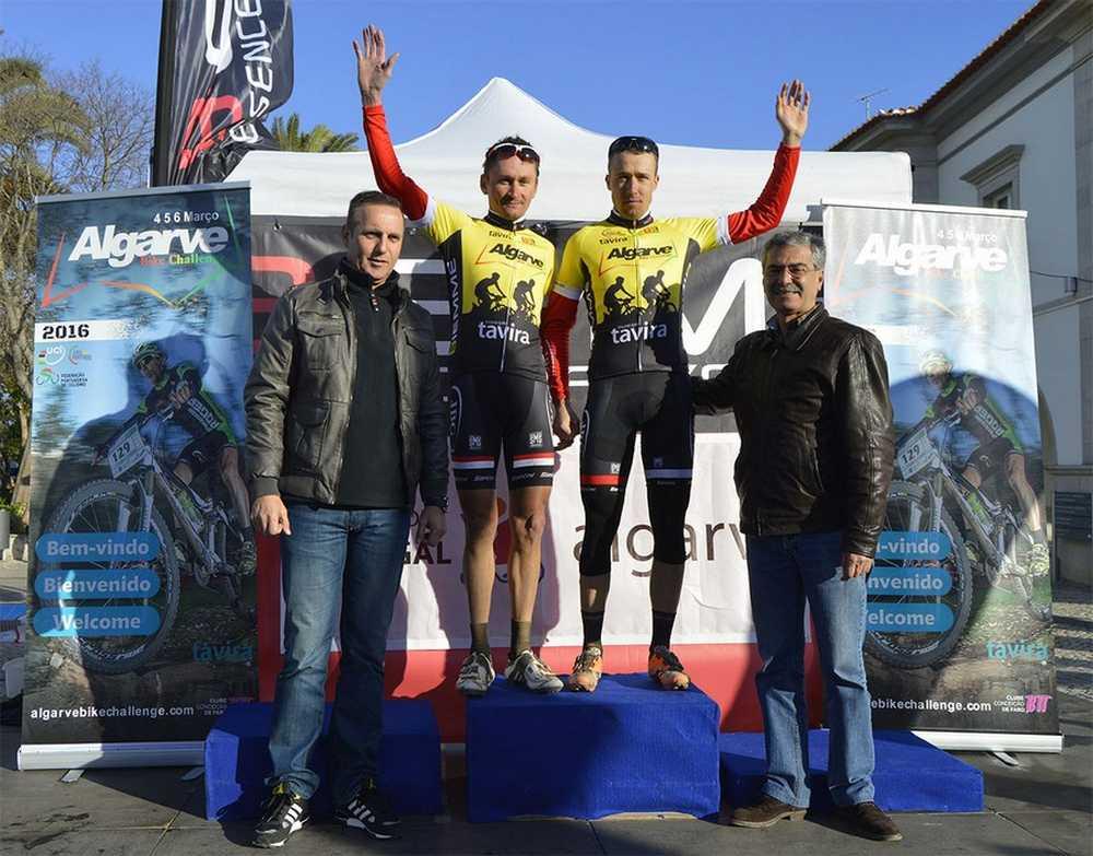 Algarve Bike Challenge new leaders uci men segunda etapa