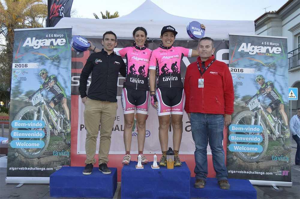 Algarve Bike Challenge new leaders uci women segunda etapa