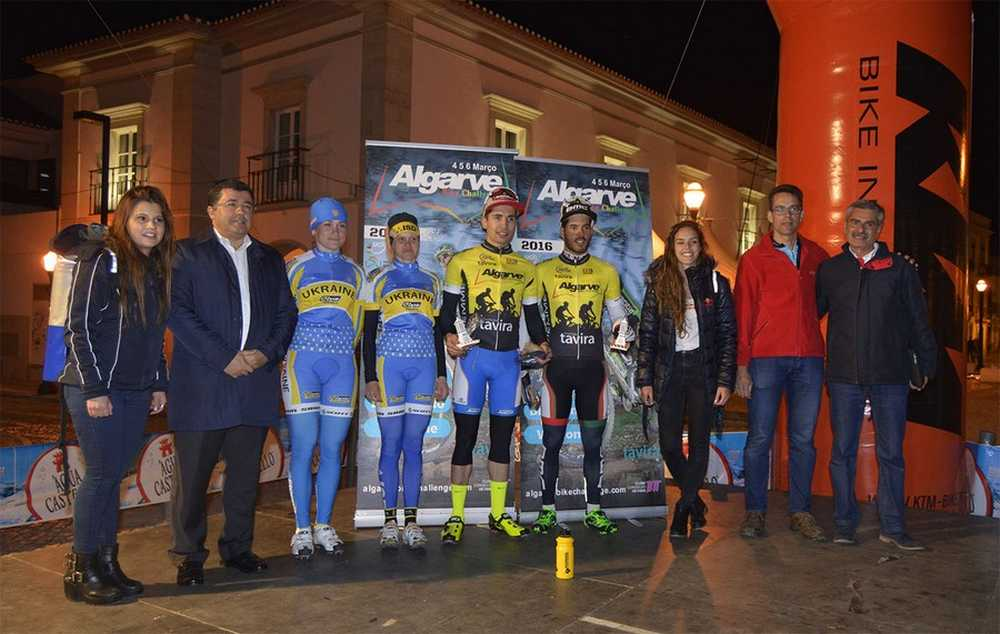 Algarve Bike Challenge primera etapa vencedores catUCI