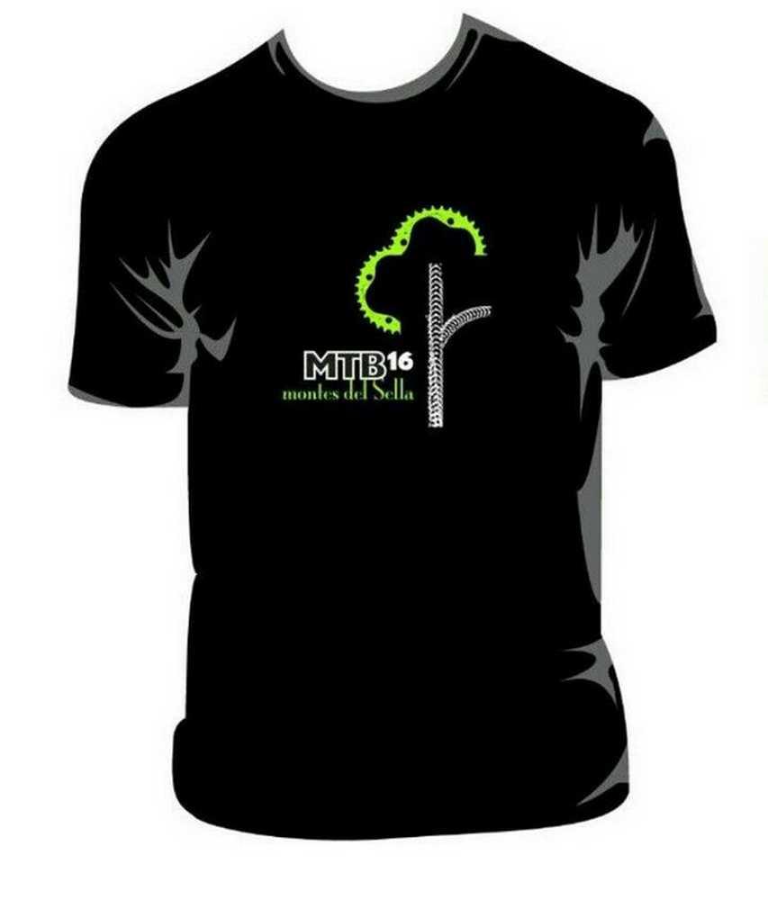 Camiseta VII Bikemaraton Montes del Sella 2016