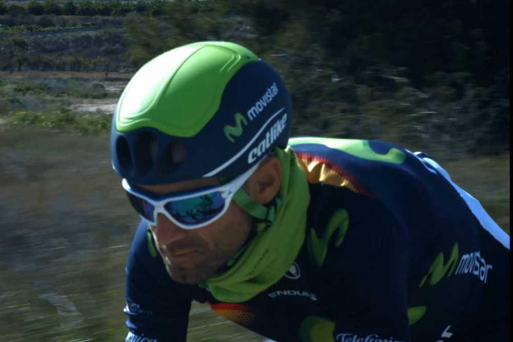 Casco Catlike Cloud 352 - Alejandro Valverde