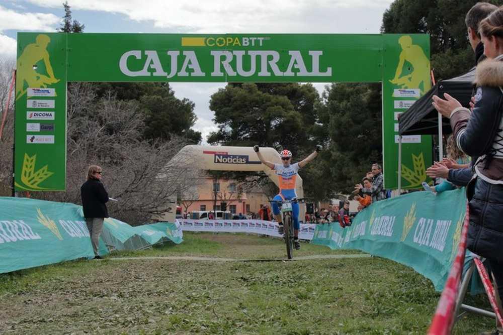 Crónica Copa Caja Rural BTT  Tudela 2016