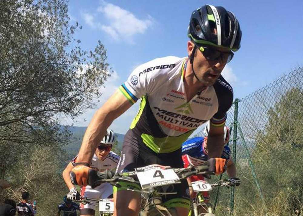 Hermida 3º en la Copa Catalana Internacional de Banyoles 2016 (UCI C1)