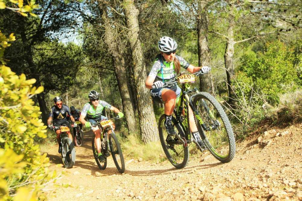 """Isabel Pérez Mi IV edición de la Andalucia Bike Race con el #EquipoCompex"""""""