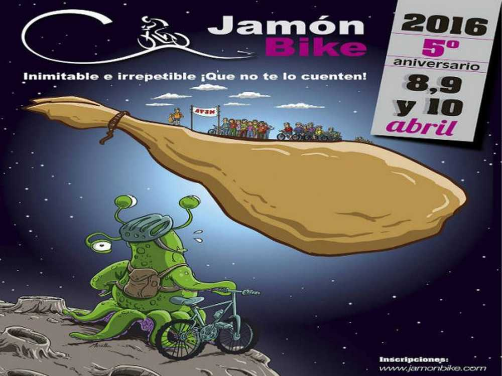 Jamon Bike 2016