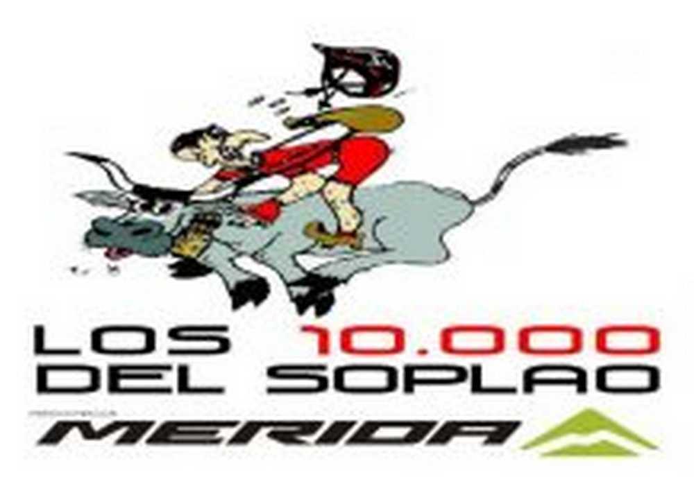Los 10000 del Soplao Merida