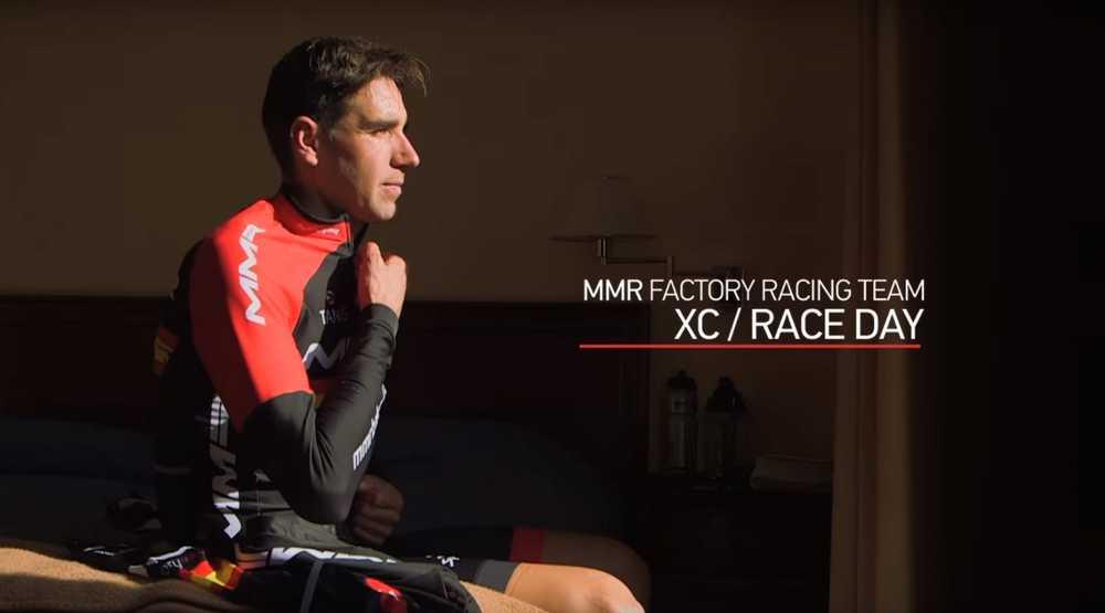 un dia en las carreras con el equipo mmr factory racing team