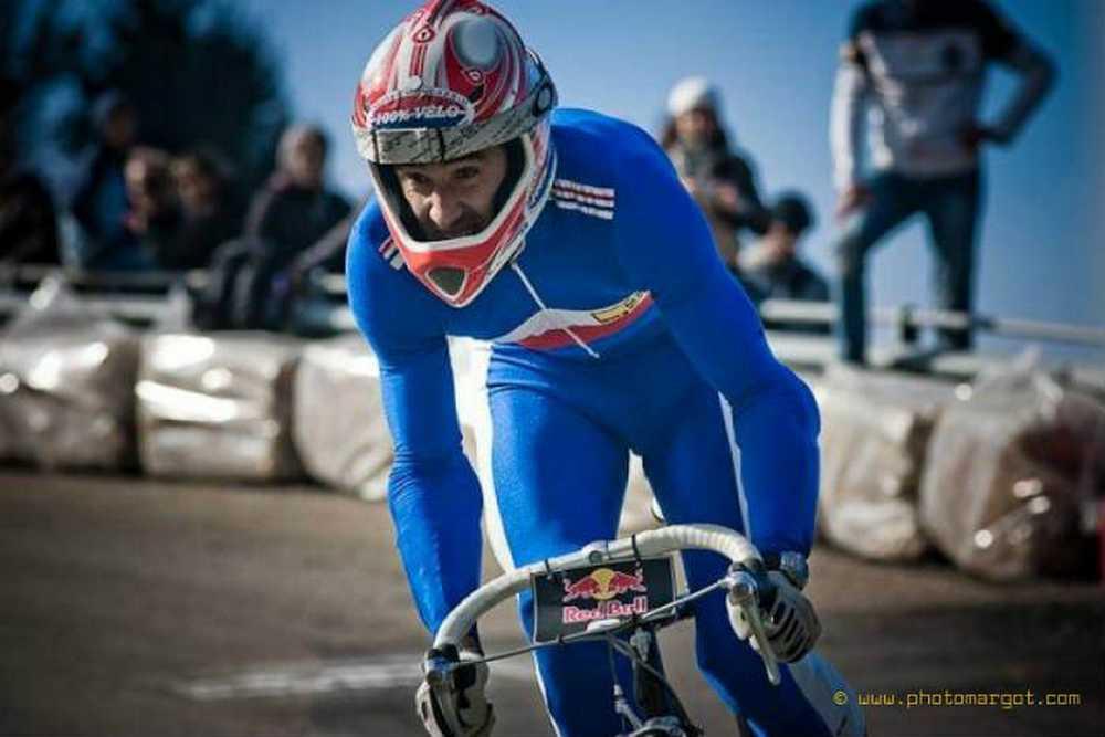 Moncassin Red Bull Road Rage de Saint Lary Soulan
