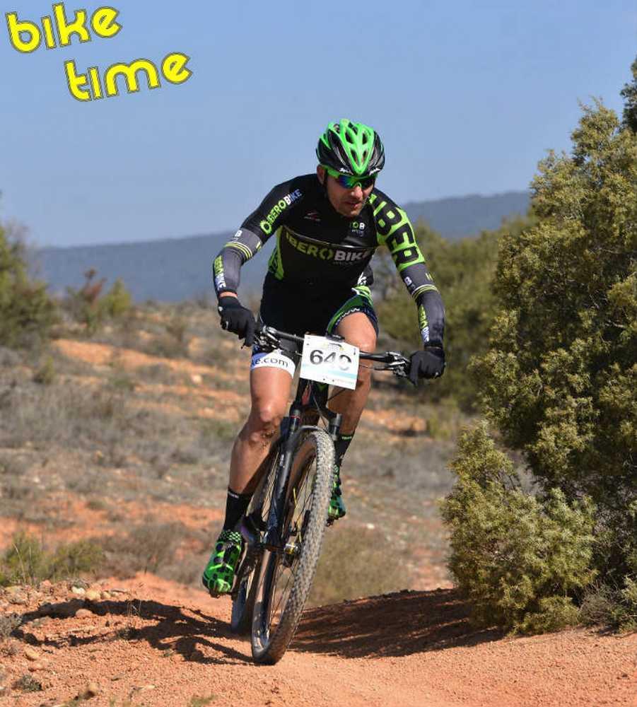 Oscar Santander ( Iberobike - Vitoria Bikes by Atika)