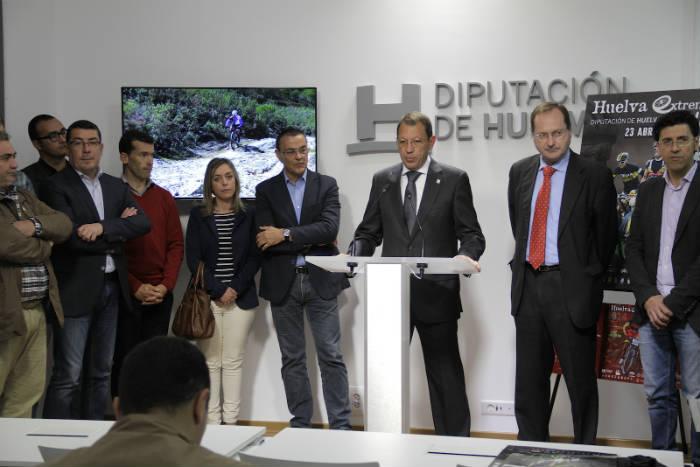 Presentación HUELVA EXTREMA 2016