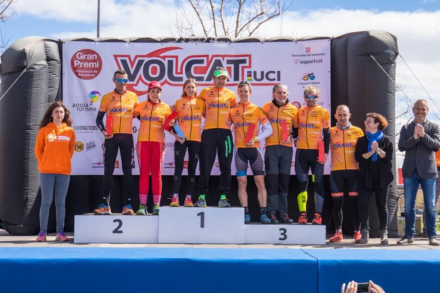 Todos los ganadores de la VolCAT 2016