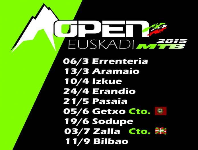 cartel Open de Euskadi XCO2016