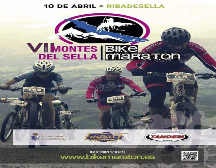 cartel VII Bikemaraton Montes del Sella 2016