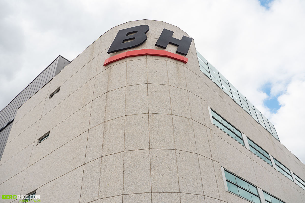 edificio BH en Vitoria
