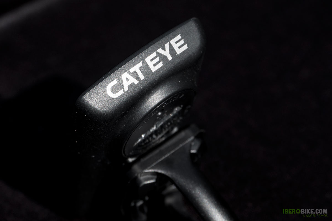 cuentakilómetros cateye padrone smart