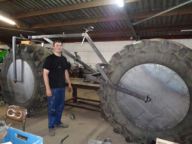 la bicicleta más pesada del mundo