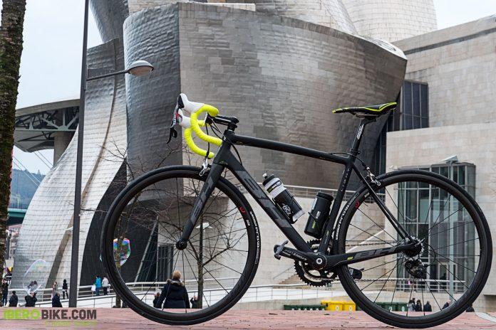 bicicleta bh ultralight en la bilbao-bilbao