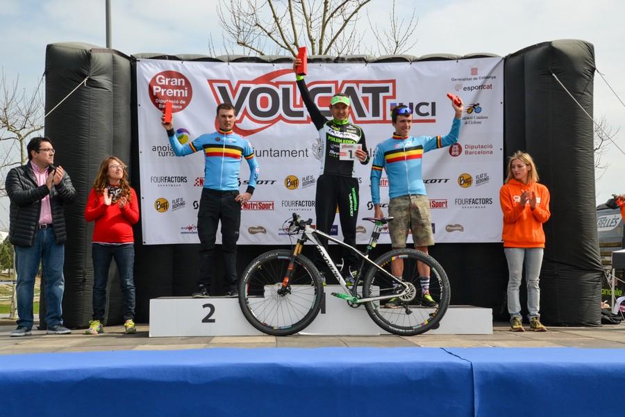 volcat 2016 podio elite masculino igualada-etapa