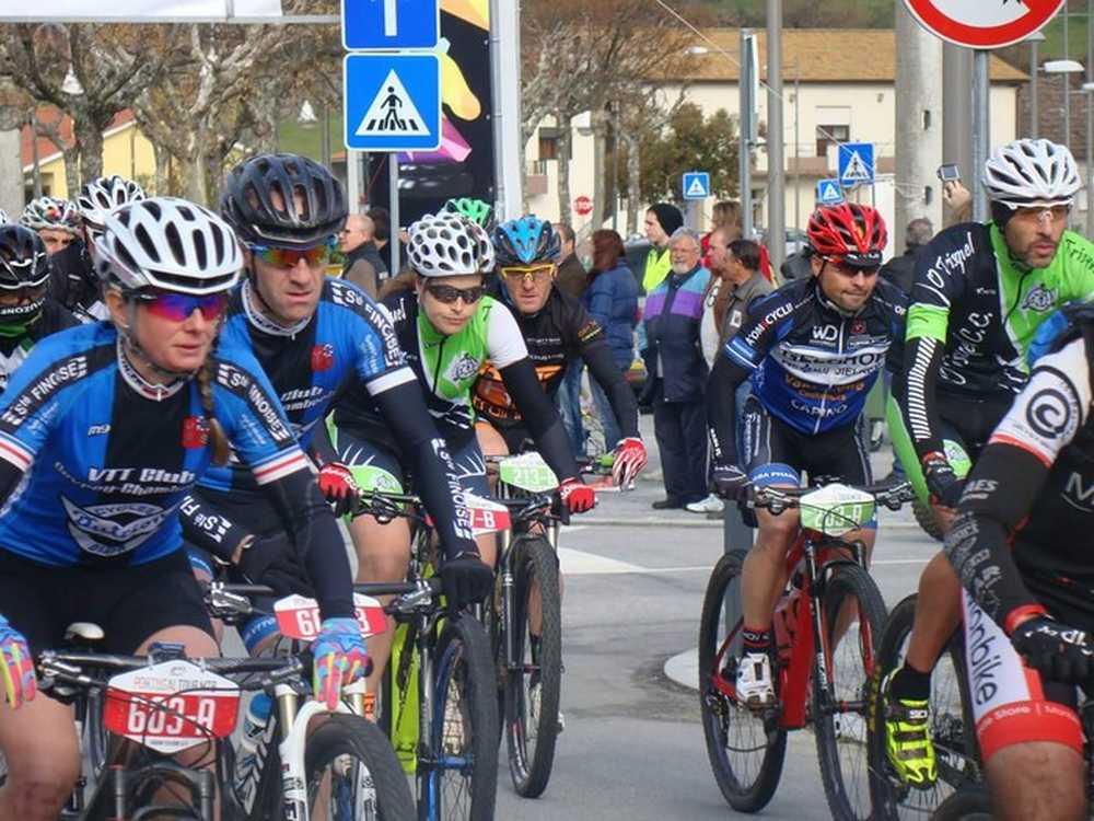 2 etapa PORTUGAL TOUR MTB 2