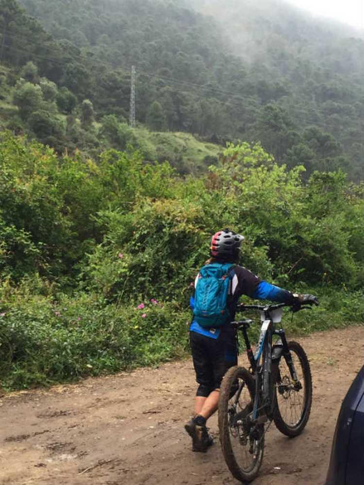 Big Ride de Ojén 2016 por Carla Rodríguez (Iberobike – BH Bikes)