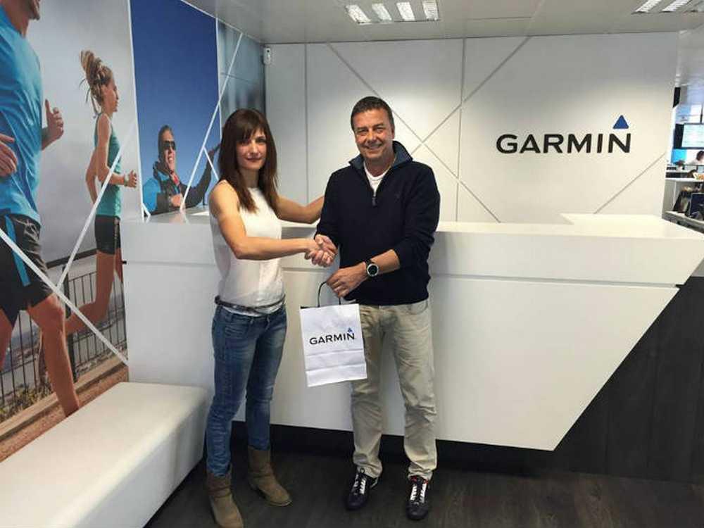 Clara Pirla (Iberobike- Vittoria Bikes by Atika) seleccionada por Garmin para la Titan Desert 2016