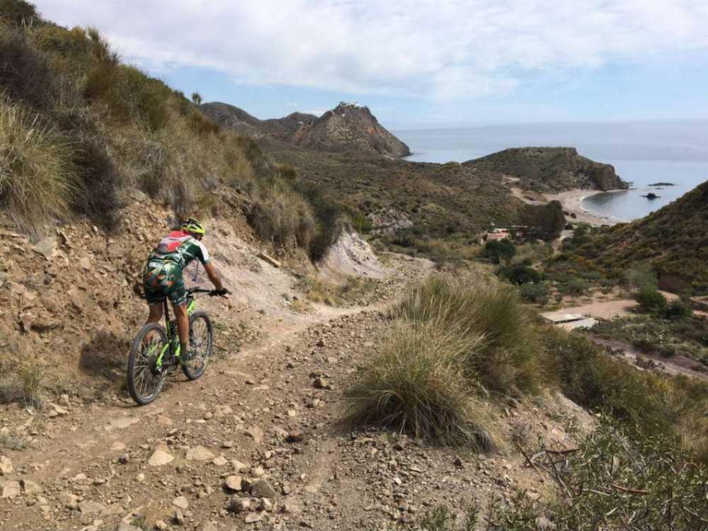 Comienza el Open de España Xcm con la V edición de Sierra Cabrera Xtrem La Mojaquera MTB