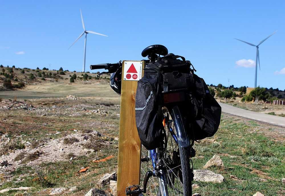 En ruta BTT por el Camino del Cid