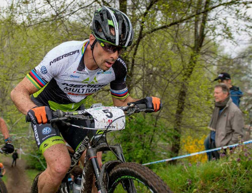 Hermida 12º en la Swiss Bike Cup de Rivera