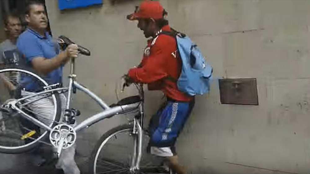 Impiden el robo de una bicileta en Gran Canaria