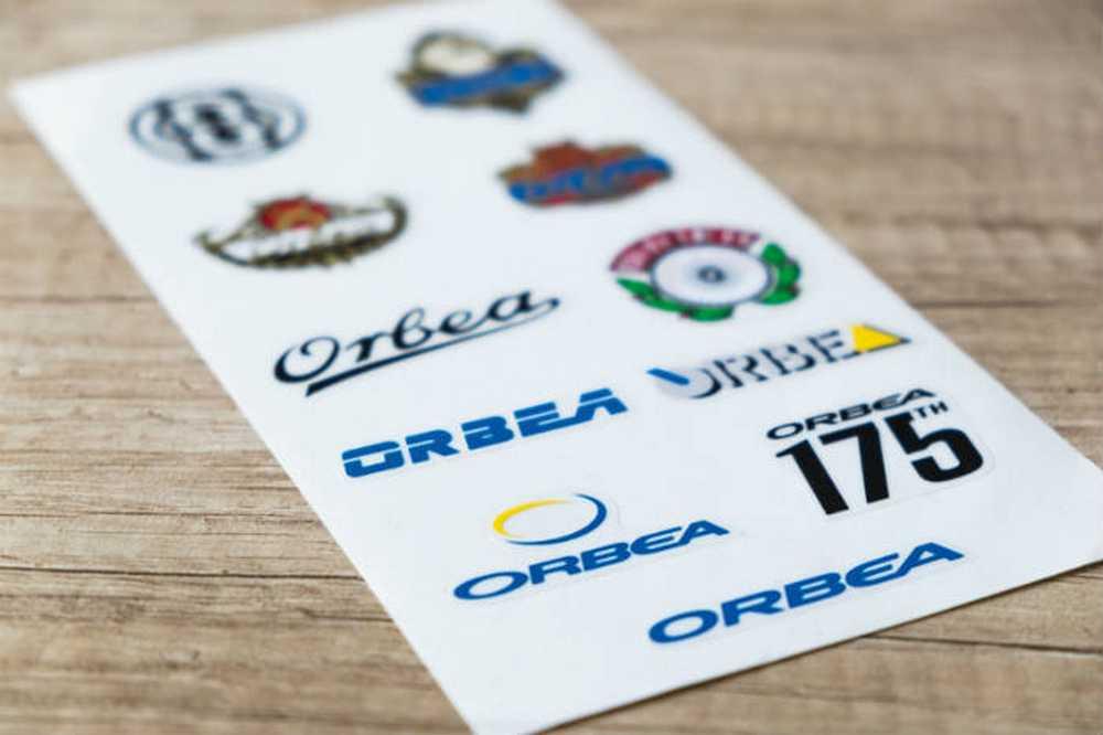Orbea 175 Aniversario, la película logos