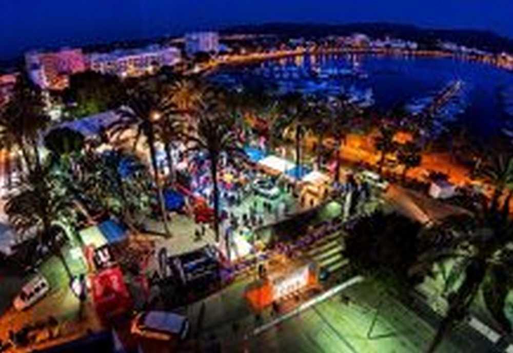Zona expo Vuelta Ibiza BTT MMR 2016