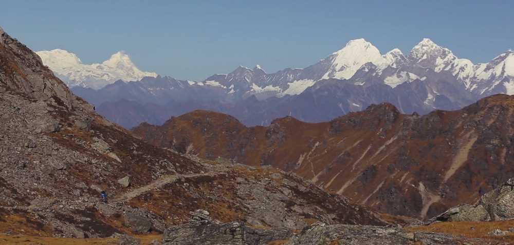 viaje en bicicleta nepal