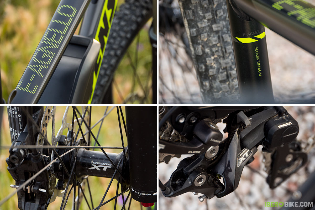 bicicleta electrica mtb stevens e-agnello